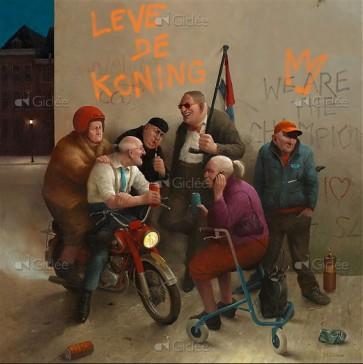 Marius van Dokkum - Leve de Koning!