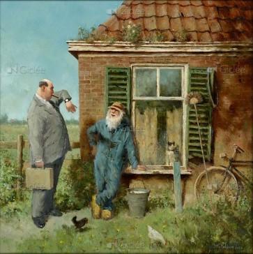 Marius van Dokkum - Rijke mensen
