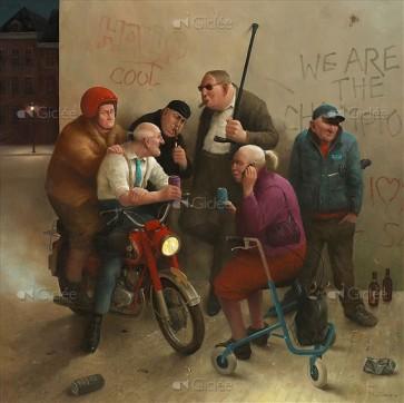 Marius van Dokkum - Tweede jeugd