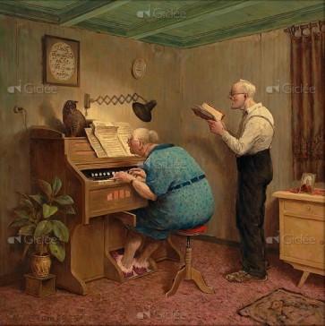 Marius van Dokkum - Zoals de ouden zongen