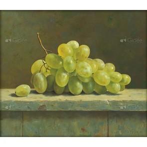 Marius van Dokkum - Groene druiven