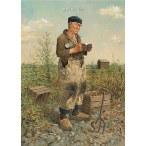 Marius van Dokkum - Landbouwer