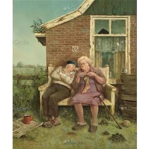 Marius van Dokkum - Liefde vergaat niet